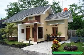 gambar rumah desa modern: Foto rumah sederhana tapi elegan dan cantik