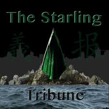 The Starling Tribune: An Unofficial Arrow TV Show Fan Podcast