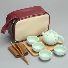 <b>Подарочный чайный</b> набор Kung Fu комплект Открытый ...