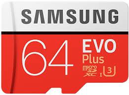 Купить <b>карту памяти Samsung microSD</b> EVO Plus 64Gb в Москве ...