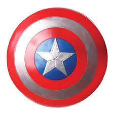The Avengers Captain 32CM <b>Captain America</b> Assemble <b>Shield</b> ...