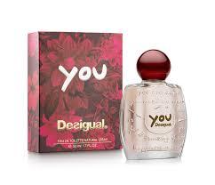 <b>Desigual You</b> Eau De Toilette - Cosmetics & Fragrances