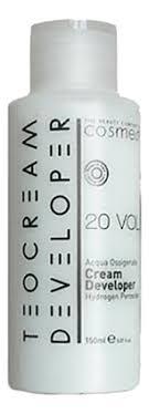 Купить <b>крем</b>-<b>проявитель для окрашивания</b> волос color cream ...