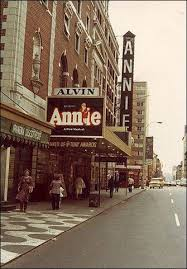 「Annie the first show」の画像検索結果
