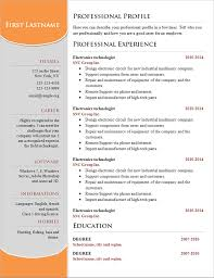 basic resume samples examples format basic resume for professional