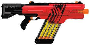 <b>Бластер Nerf</b> Райвал Хаос MXVI-4000 (B3858) — купить по ...