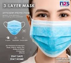 3 Ply <b>Face Mask</b> - <b>3</b> Ply Mask Latest Price, Manufacturers & Suppliers