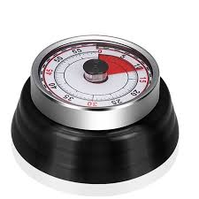 <b>Creative Kitchen Timer Countdown</b> Magnetic Long Ring Bell Alarm ...