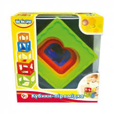 "Отзывы о Развивающая игрушка Be <b>Be Lino</b> ""<b>Кубики</b>-пирамидка"""