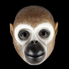 Robber Monkey <b>Cosplay Mask</b>