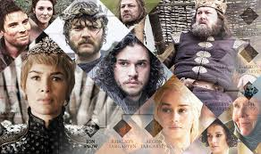 Game of Thrones <b>family tree</b>: How are the <b>Starks</b> and Targaryens ...