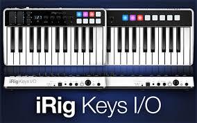 <b>IK Multimedia iRig</b> Keys I/O. Выпущен новый плагин Control Surface
