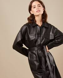 <b>Платье</b> кожаное в интернет-магазине — <b>12Storeez</b>
