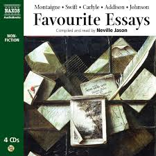 favourite essays an anthology selections naxos audiobooks