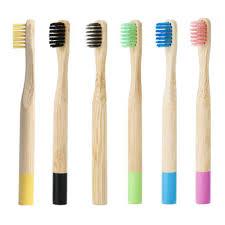 <b>Natural Bamboo</b> Toothbrush <b>Bamboo</b> Tube <b>Handmade</b> Eco Friendly ...