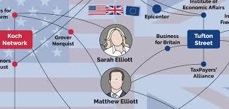 <b>Matthew</b> and Sarah <b>Elliott</b>: How a <b>UK</b> Power Couple Links US ...