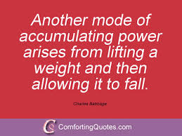 15 Quotations From Charles Babbage | ComfortingQuotes.com via Relatably.com