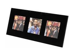 <b>Рамка Instax Triple</b> Square Glass Frame 70100139553 - ElfaBrest