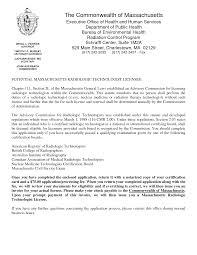 resume cover letter samples for radiologic technologist resume cover letter resume cover letter samples for radiologic technologist resumesample technology cover letter