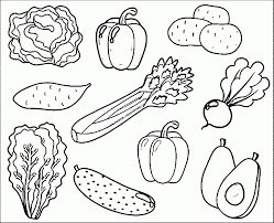 Small Picture Printable Healthy Eating Chart Coloring Pages In Fruits And