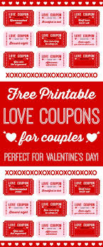 best ideas about boyfriend coupons diy printable love coupons for couples on valentine s day