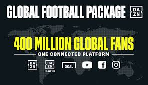 DAZN MEDIA LAUNCHES <b>GLOBAL FOOTBALL</b> PACKAGE TO ...