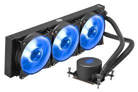 <b>Cooler Master MasterLiquid</b> ML360 RGB TR4 RGB All-in-One water ...