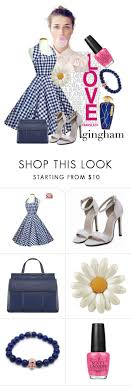 best ideas about the merchant of venice book blue gingham by muskrosevintage 10084 liked on polyvore featuring tory burch gideon john