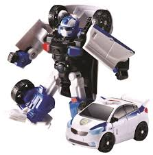 Трансформер <b>YOUNG TOYS Tobot</b> Mini C 301023 — купить по ...