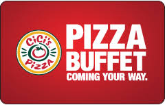 CiCi's Gift Card | GiftCardMall.com