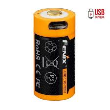 <b>Аккумулятор 16340 Fenix 700U</b> (для Е16) - купить по выгодной ...