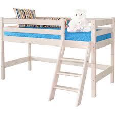 <b>Детская кровать Мебельград Соня</b> с наклонной лестницей ...