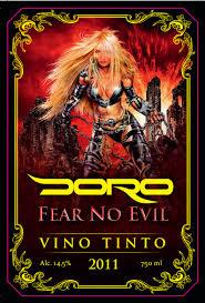 "<b>Doro</b> ""<b>Fear no</b> Evil"" - Garnacha Centenaria 2011 | Doro | Metal and ..."