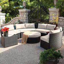 patio furniture sectional ideas: cool outdoor patio furniture sectional style landscape with outdoor patio furniture sectional view