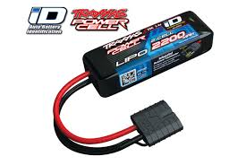 <b>Аккумулятор TRAXXAS Battery</b> 7.4V 2200mAh 25C LiPo TRX iD ...