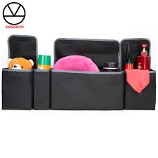 KAWOSEN <b>Car Trunk Organizer Adjustable</b> Backseat Storage Bag ...