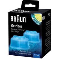 <b>Картридж для бритв</b> Braun CCR2 с чистящей жидкостью купить с ...