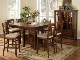 Tall Dining Room Set Tall Dining Table Set Is Also A Kind Of Best High Top Dining Table