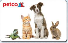Petco eGift   Gift Card Gallery