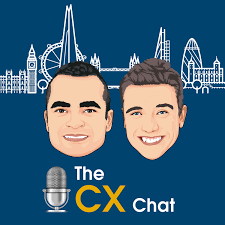 The CX Chat with Matt and Simon