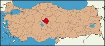 Image result for kırşehir haritası