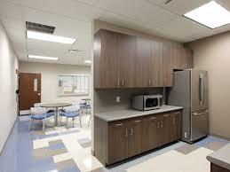 partition wall the cabinets astounding office break room ideas