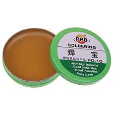 10g Soldering <b>Solder Paste</b> Flux Cream <b>Welding Paste</b>: Amazon.co ...