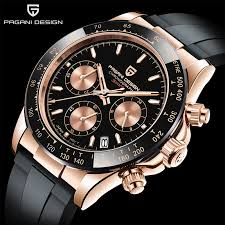 2020 <b>New PAGANI DESIGN 007</b> Men's watches luxury mechanical ...