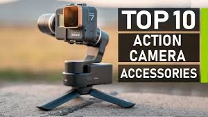 Top 10 Best <b>Action Camera Accessories</b> for <b>GoPro</b> Hero 8 & Osmo ...