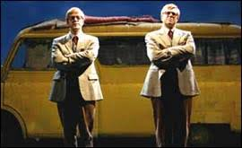 Image result for Alan Bennett in The Lady in the Van