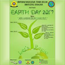earthday event apa aja