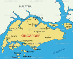 singapur haritası ile ilgili görsel sonucu