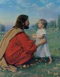 Image result for picture of a jesus with children