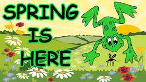 spring songs for children   spring is here with lyrics   kids  spring songs for children   spring is here with lyrics   kids songs by the learning station   youtube